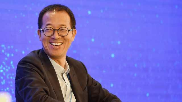 俞敏洪:中国教育市场接近一万亿