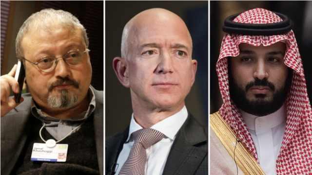 亚马逊CEO被曝出轨,或与沙特有关