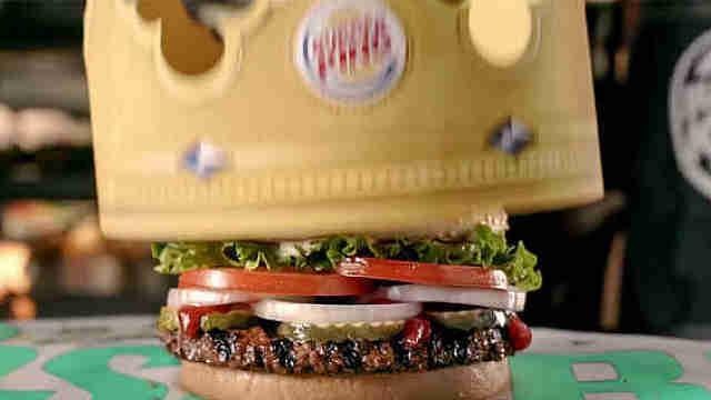 汉堡王推出「人造肉」汉堡