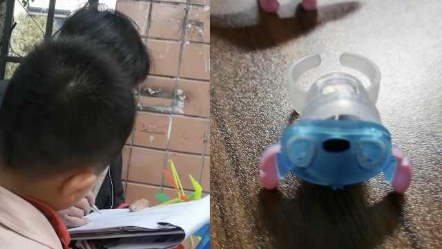 套路孩子?辅导班用玩具换家长信息