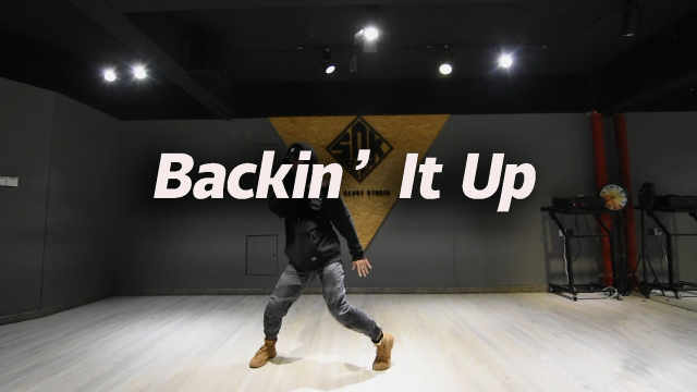 音音翻跳《Backin' It Up》
