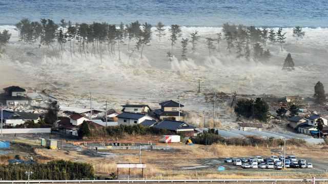 专家:东京奥运场地若海啸,90秒被淹