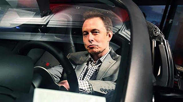 马斯克:未来没自动驾驶的车就像马