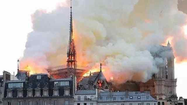 携程:巴黎圣母院订单可无损退订