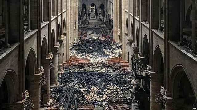 法国企业富豪捐资圣母院超7亿欧元