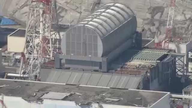 日本取出福岛核电站三号机核燃料棒