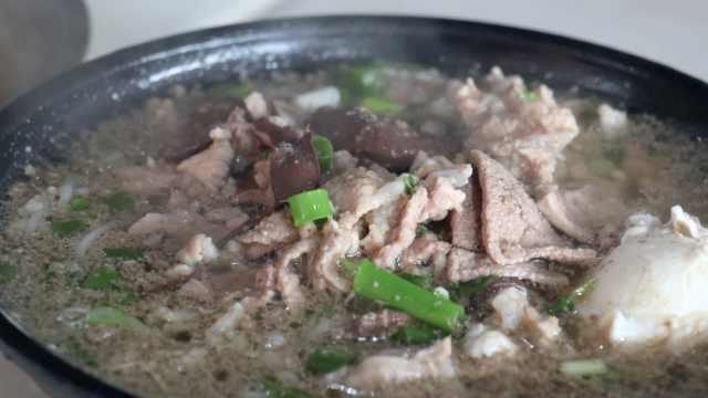 一碗杀猪粉引来全球食客:香掉鼻子