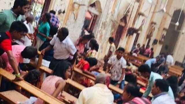 斯里兰卡爆炸,至少两起属自杀袭击