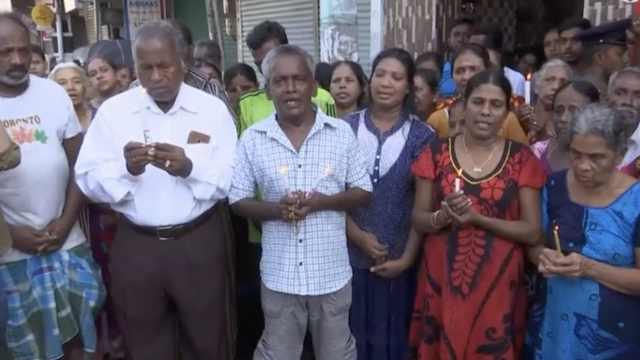 斯里兰卡爆炸疑是报复新西兰枪击案