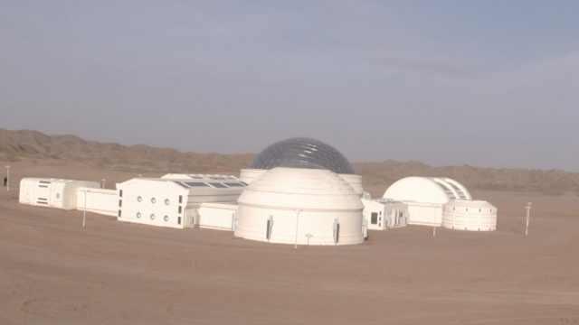 火星生活啥体验?首个模拟基地开营