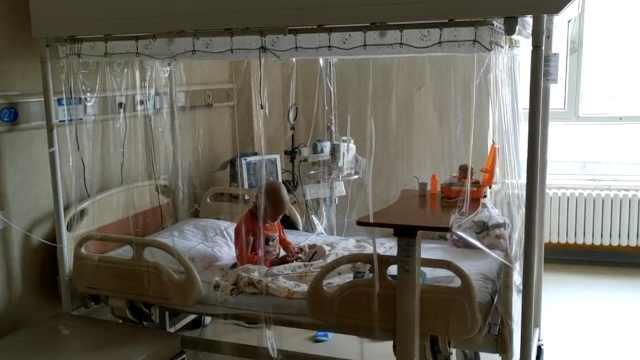 4岁娃得肝肿瘤,切完肝又患上白血病