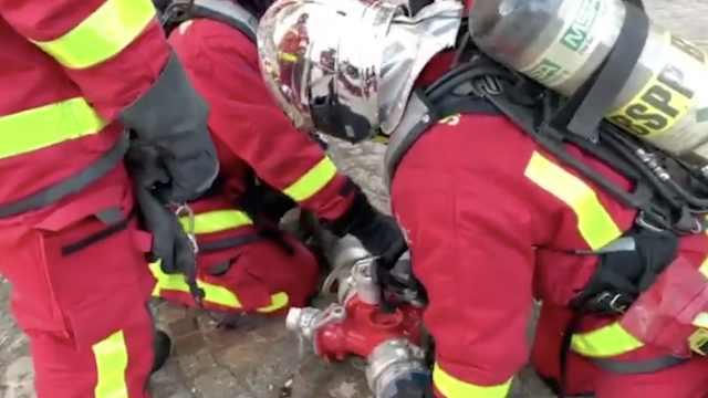 圣母院英雄救火队队员涉嫌轮奸游客