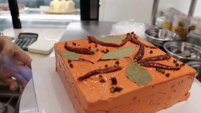 川妹做火锅料蛋糕翻身:含正确吃法