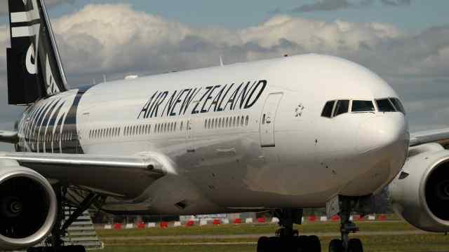 拒看安全视频,新西兰航空赶客下机