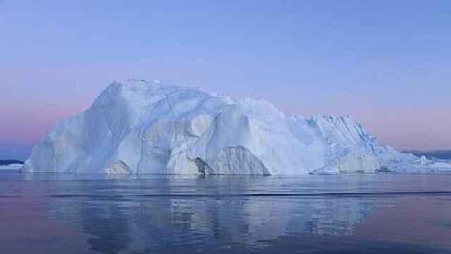 啊?北冰洋出海口温度高达29摄氏度