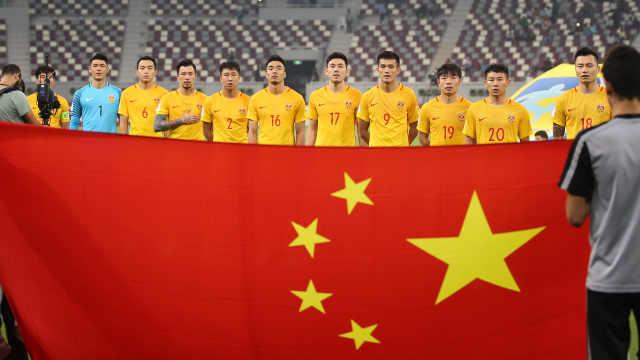 国足哭了!FIFA:2022世界杯不扩军