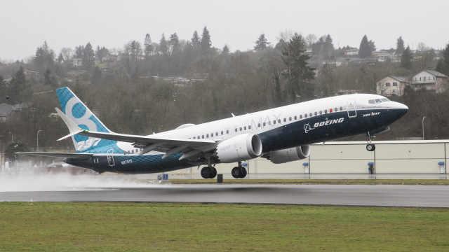 知情人士:美国6月底或复飞737MAX