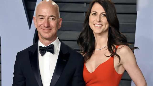 185亿美元!贝佐斯前妻捐一半财产