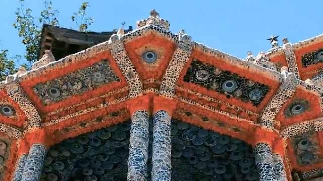 天津瓷房子全景