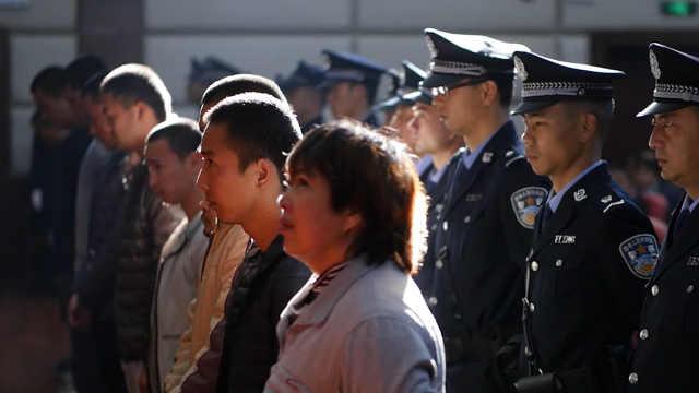 剑川法院首例涉黑案件庭审纪实