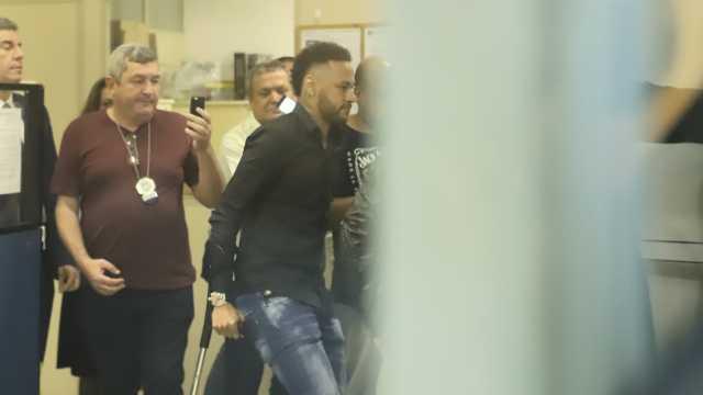 内马尔被警方传唤,赞助商暂停合作