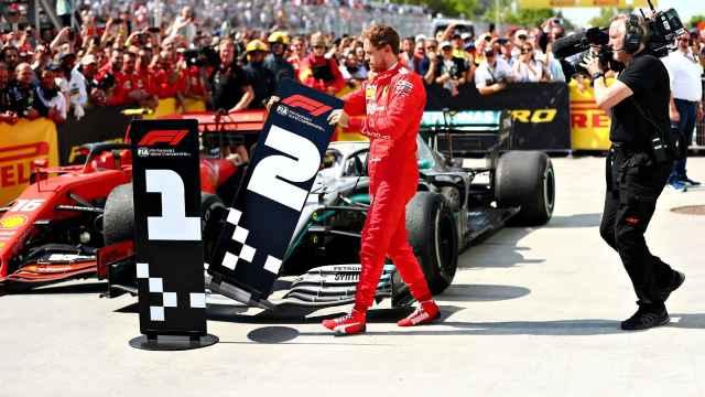 """没想到吧?F1车手也有""""路怒症"""""""