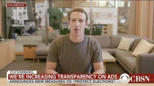小扎被AI恶搞假视频,脸书拒绝删除