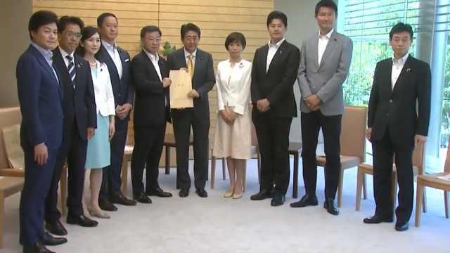 日本八成男性想休产假,安倍鼓励