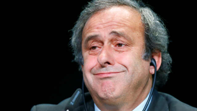 世界杯申办腐败?前欧足联主席被捕