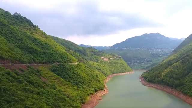 赤水河的模样,想让你看见