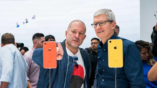 苹果首席设计师将离职,创办新公司