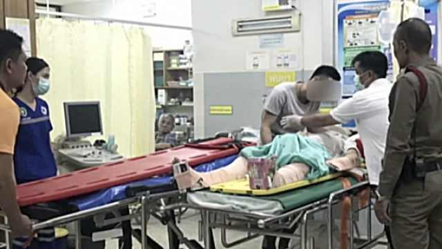 泰警方:坠崖孕妇丈夫仍否认谋杀