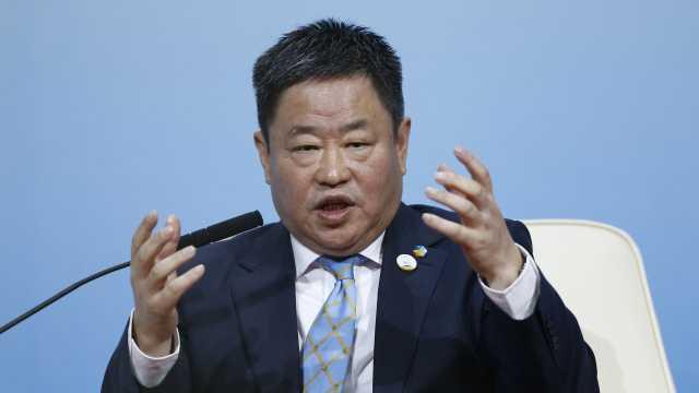 宁高宁:中国已经跨过中等收入陷阱
