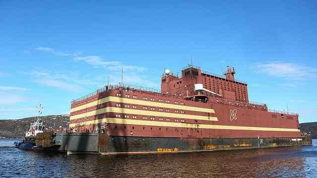 全球首个!俄罗斯北极建漂浮核电站
