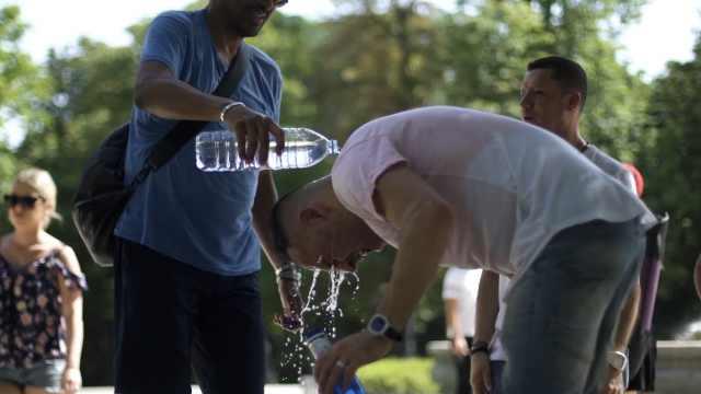 人类史上最热6月:欧洲多地超40度