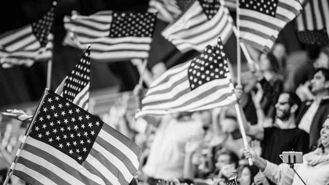 盖洛普调查:美国人自豪感创新低