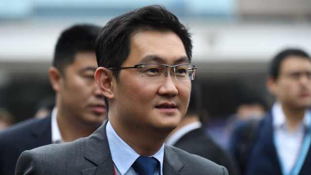 腾讯奖励2万员工120亿港元股票