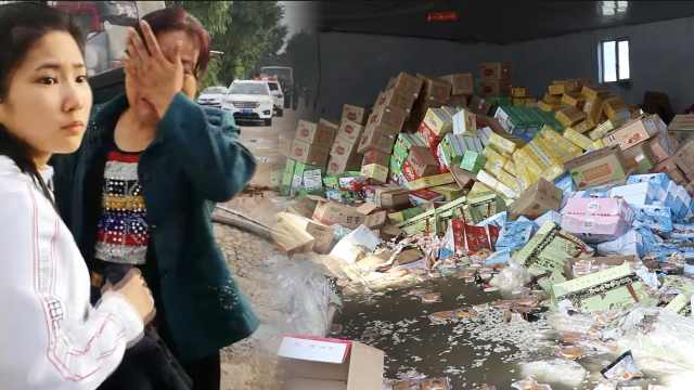 暴雨淹食品库房损失200万,货主痛哭