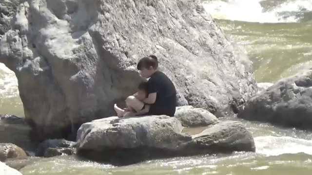 惋惜!他救出落水母女后被冲走溺亡
