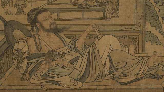 令人尴尬的膀爷,在古代竟是风雅!