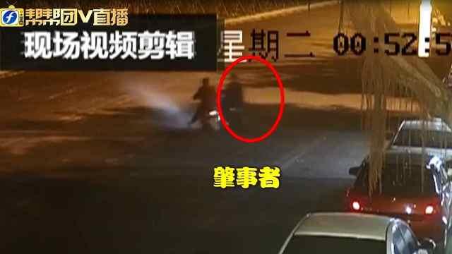 福州女子违章骑车致人死亡获刑一年
