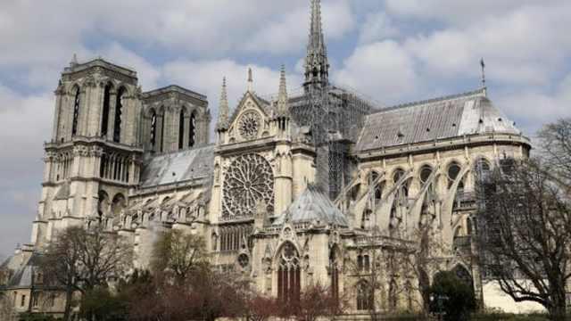 内幕:巴黎圣母院差点因火灾倒塌