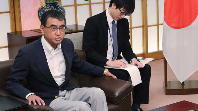 日外相打断韩大使讲话,韩国人怒了