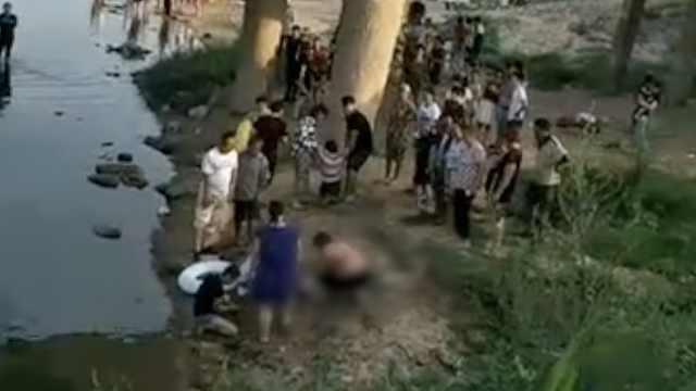 14岁少年救人溺亡,家长瘫坐痛哭