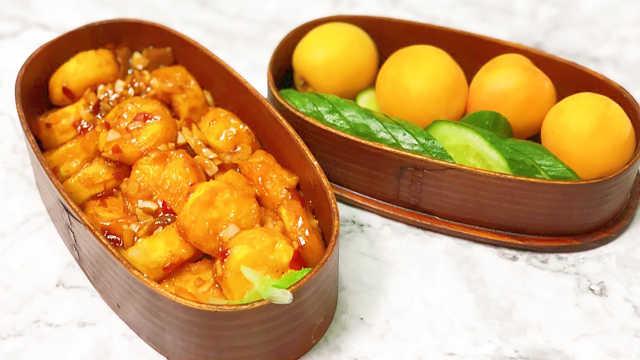酱烧日本豆腐,简单又下饭!