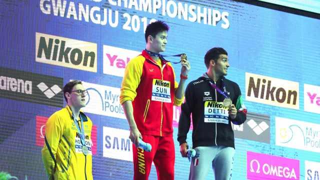 国际泳联警告霍顿:请尊重泳联规定