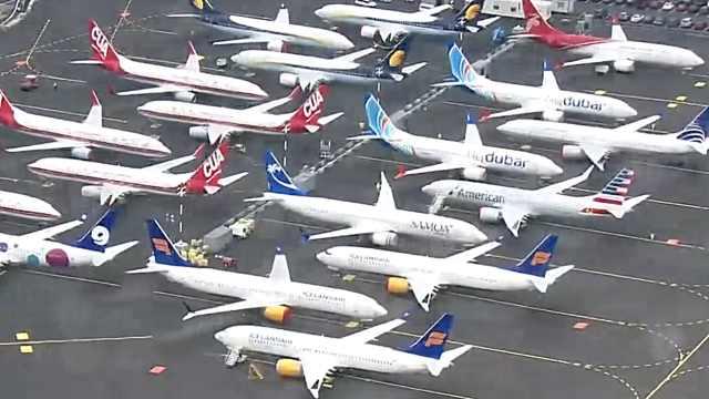 波音CEO:或暂停生产737 Max机型