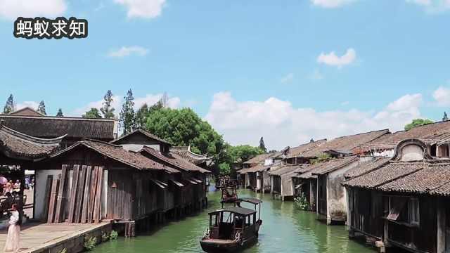 3分钟带孩子看遍中国之江苏