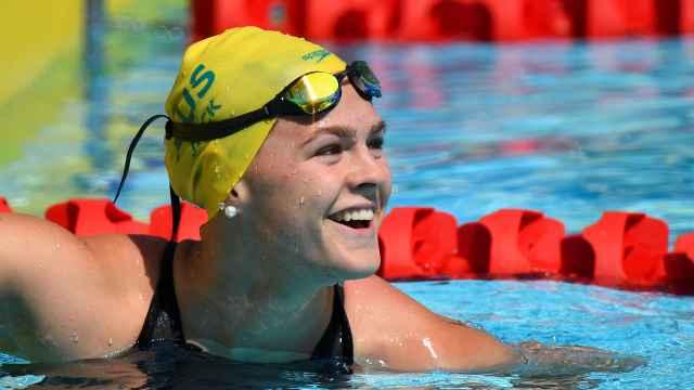 澳大利亚游泳运动员被曝药检呈阳性