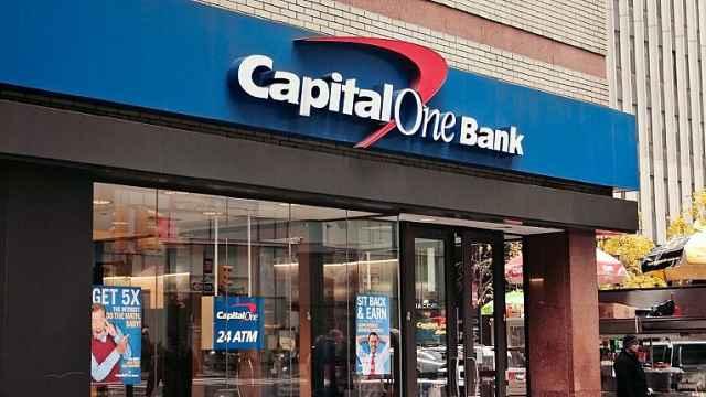 美国银行被黑客窃取超1亿客户信息